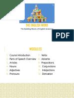 The English Word_The Building Blocks of English Grammar
