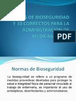 Presentación Administracion Segura de Medicamentos