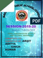 Aditya Bio Project