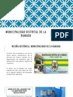 Municipalidad Distrital de La Ramada