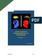 Conheça e Supere a Despersonalização e a Desrealização - Santos Barrios - Volume 01