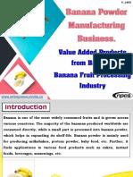 Banana Powder Manufacturing Business-617142-.pdf