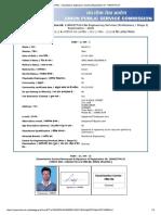 UPSC - Candidate's Application Details (Registration-Id_ 11802377412)