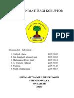 HUKUMAN MATI BAGI KORUPTOR kpl 1(1).docx