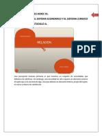 Relacion Econ -D°, paper