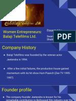 Balaji Telefilms.pptx