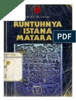 Runtuhnya Istana Mataram - HJdeGraaf .pdf