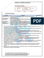 10 Pointers - Attendance  Leave Policy