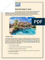Selling Real Estate in Texas-converted