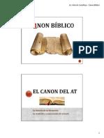 Canon Bíblico 02