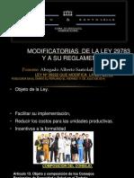 Modificatoria Ley 30222 Doc
