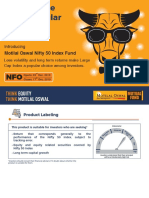 32408314Motilal Oswal Nifty 50 Index Fund