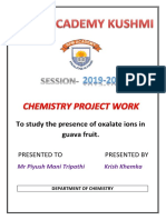 krish Presence-of-oxalate-ions-in-Guava-Chemistry-Investigatory-Project