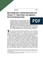 Ralph E. Roughton - Rethinking Homosexuality (2002)