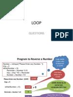 Loop Understand Reverse