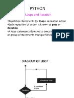 Python Loops XI