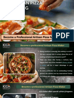 Become a Professional Artisan Pizza Maker! Visit Our Best Culinary Institute in Dubai.
