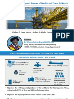 Flared Gas - An Untapped Reserve of Wealth and Power in Nigeria