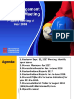 1st HSSE Management Safety      Meeting_Aug. 2018 (1)