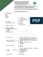 FORMULIR LAPORAN INSIDEN KNC, KTD,KPC.docx