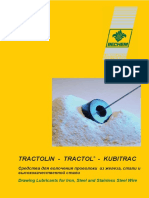 Tractolin props