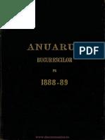 Anuar Bucuresti 88-9