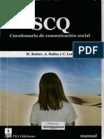 Scq Manual