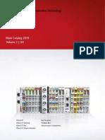 Beckhoff_Main_Catalog_2019_Volume2.pdf