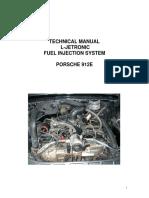 912E FI Technical Manual