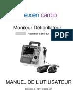 BEXEN CARDIO Reanibex Serie  800
