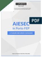 AIESEC - Recursos Humanos