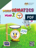 Mathematics Year 2 Part 2 Text KSSR Semakan