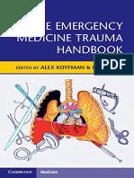 The Emergency Medicine Trauma Handbook 1st Ed.pdf