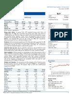 Larsen & Toubro - Company Profile, Performance Update, Balance Sheet & Key Ratios - Angel Broking
