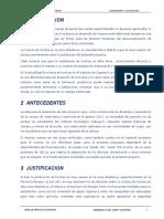 Perfil Proyecto Truchas