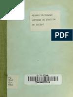 Lettres de Du Bellay