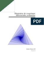 Elementos Ecuaciones Algebraicas Javier Gomez