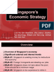 Singapore's Economic Strategy 2010