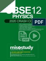 Crash Course CBSE PCM Sample eBook