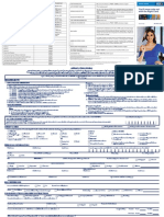 Consolidated Application Form