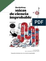Crónicas de la ciencia improbable. Pierre