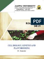 1_ M_Sc_ (Botany) - 346 21 - Cell Biology, genetics and Plant breeding.pdf