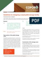 Pellet Store Design