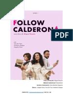 Dossier - Follow Calderona - La Kimera Teatro Con Fotos (2)
