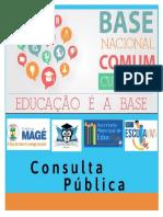 Documento Curricular do estado do Rio de Janeiro formatado
