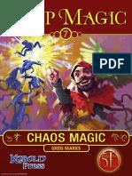 Deep Magic Chaos Magic for 5th Edition