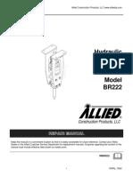 BR 222 Repair