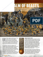 Age of Sigmar - The Realm of Beasts