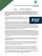 Global Fund Approves Venezuela Decision Point ESP
