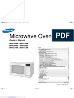 Microondas  Samsung  MW631WA